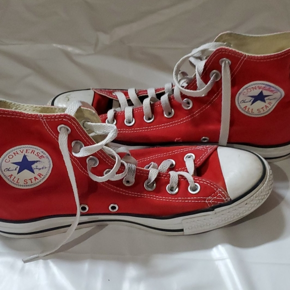 Converse Other - Converse all star red hightops